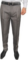 Hartmann Slim Fit Mens Grey Trousers