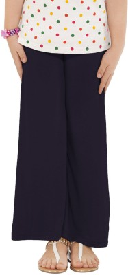 Go Colors Regular Fit Girl's Blue Trousers