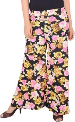 styzon Regular Fit Women's Multicolor Trousers