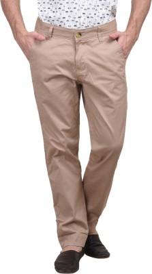 Srota Slim Fit Men's Grey Trousers