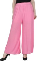 Richlook Women's Clothing - RichLook Fashion Slim Fit Women's Pink Trousers