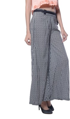 Holidae Regular Fit Women,s Multicolor Trousers