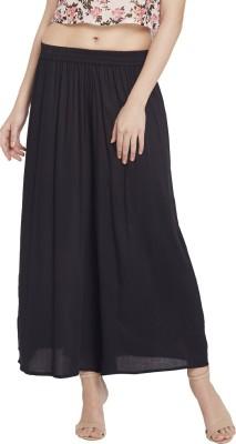 Globus Regular Fit Women's Black Trousers