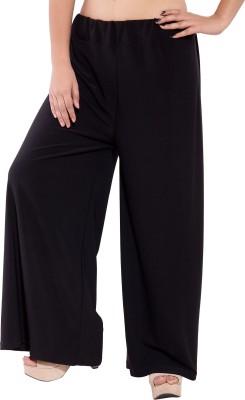 Decot Paradise Slim Fit Women's Black Trousers