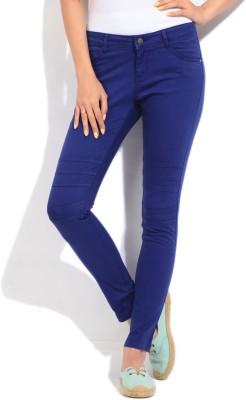 Elle Women's Blue Trousers