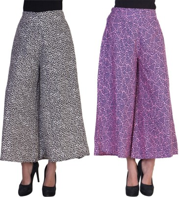 2Day Regular Fit Women's Multicolor Trousers