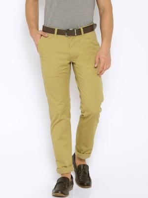 Jhon Diego Regular Fit Men's Multicolor Trousers