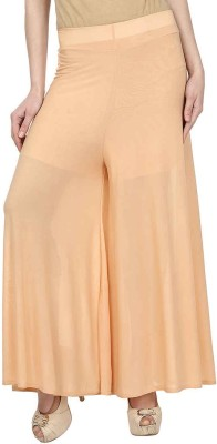Esszee Regular Fit Womens Beige Trousers