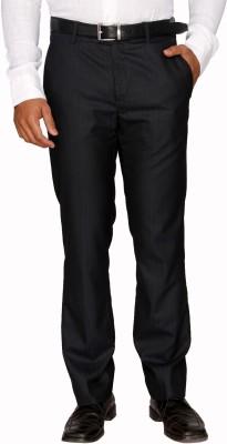 Springfield Slim Fit Men's Dark Blue Trousers