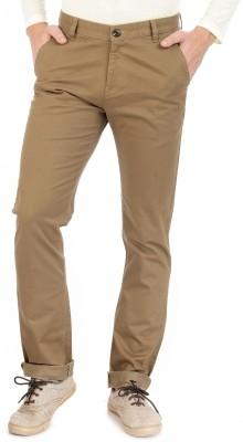 Sting Slim Fit Men's Beige Trousers