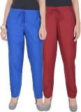 Kalrav Regular Fit Women's Multicolor Tr...