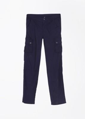 Cherokee Kids Boys Dark Blue Trousers