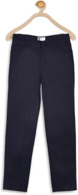 612 League Regular Fit Boy's Blue Trousers