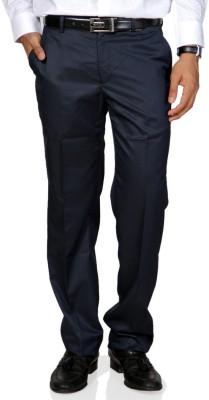 Provogue Slim Fit Men's Dark Blue Trousers