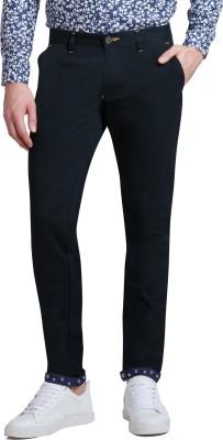 Specimen Slim Fit Men's Dark Blue Trousers