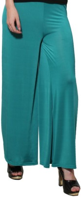 Both11 Regular Fit Womens Green Trousers