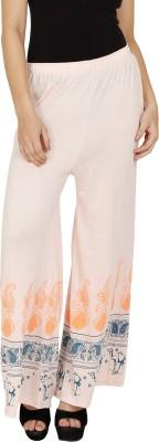 PIETRA Regular Fit Women's Multicolor Trousers