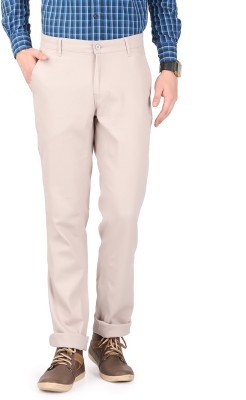 FR Slim Fit Men's Grey Trousers