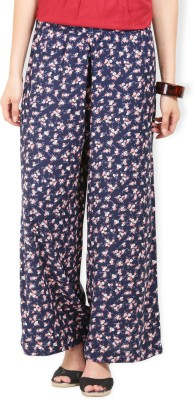 Max Regular Fit Women's Multicolor Trousers
