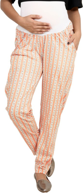 9teen Again Regular Fit Women's Beige Trousers