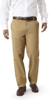 Modo Regular Fit Men's Beige Trousers