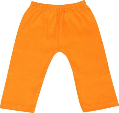 Harsha Regular Fit Baby Boy's Orange Trousers