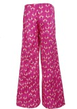 Posh Kids Regular Fit Girls Pink Trouser...