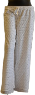Xpression Regular Fit Women's White Trousers