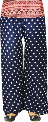 RSR Life Style Regular Fit Women's Blue Trousers
