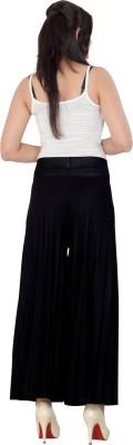 Casam Regular Fit Women's Dark Blue Trousers