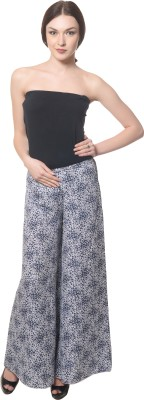 Royal Regular Fit Women's Grey Trousers