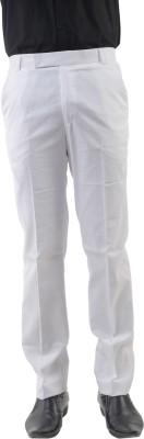 Lee Marc Regular Fit Men's White Trousers