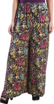 Stay Blessed Regular Fit Women's Multicolor Trousers