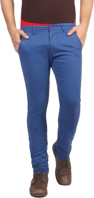 FN Jeans Slim Fit Men's Blue Trousers
