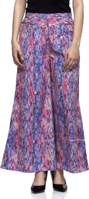 Laabha Regular Fit Women's Multicolor Trousers
