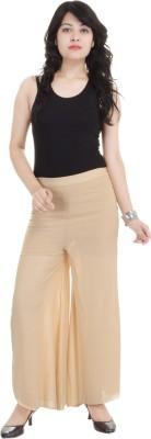 SANA FAB Regular Fit Women's Beige Trousers