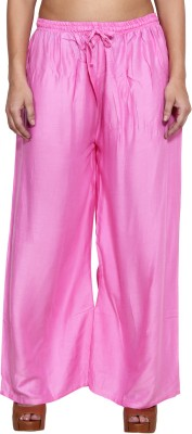Both11 Regular Fit Womens Pink Trousers