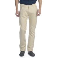 Carolus Regular Fit Mens Beige Trousers