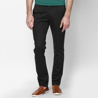 Haute Couture Men's Black Trousers