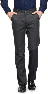 Canary London Skinny Fit Men's Grey Trousers