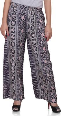 Liba Regular Fit Women,s Multicolor Trousers