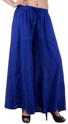 Hardys Regular Fit Women's Blue Trousers