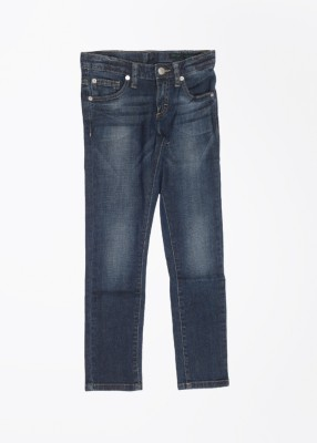 United Colors of Benetton Boy's Blue Trousers