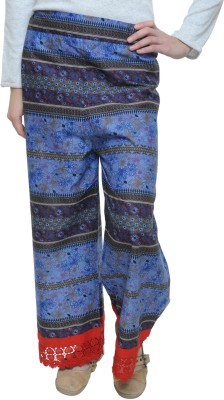 Free Living Regular Fit Women's Purple, Red Trousers