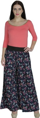 Shopingfever Regular Fit Women's Multicolor Trousers