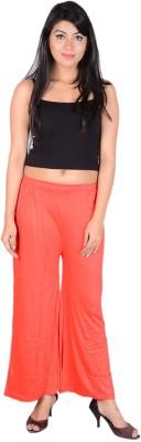 Sweekash Regular Fit Women's Red Trousers