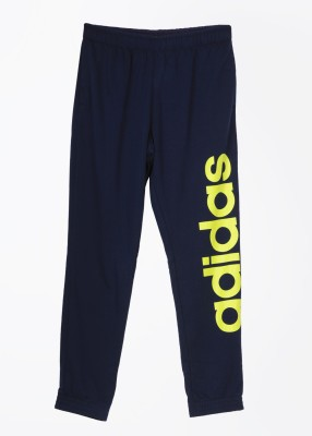 Adidas Solid Men's Track Pants
