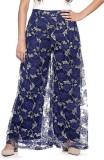 Vanita Regular Fit Women's Brown Trouser...