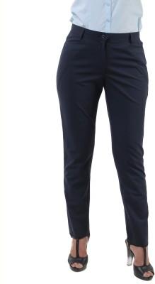 Lee Marc Slim Fit Women's Blue Trousers