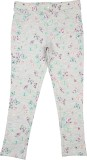 Mothercare Skinny Fit Girls Grey Trouser...